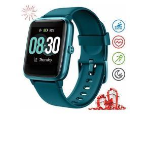 UMIDIGI Uwatch3 スマートウォッチ 腕時計 レディース レディース 2019 最新 防水 歩数計 心拍計 運動用腕時計 着信電話通知 S|usefulforyou