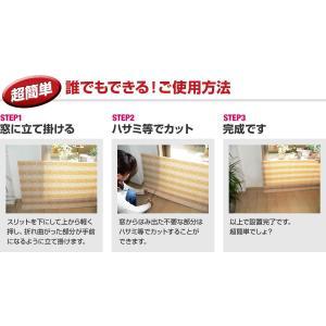 送料無料 ロールスクリーン 窓際あったかボード ワイド 3枚セット|user-life|05