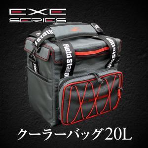 【送料無料】EXEクーラーバッグ20L(U-Q002)(クーラーボックス レジャーバッグ 保冷バッグ 氷保持 お花見 釣り用バッグ おしゃれ)他|user-life