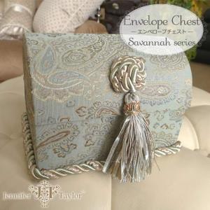 ジェニファーテイラー 小物 エンベロープチェスト Savannah|usf