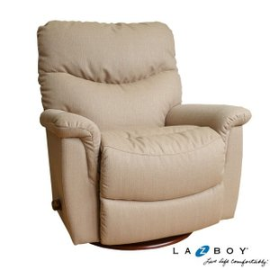 レイジーボーイ LAZBOY リラックスチェア 521 JAMES 1人掛け 一人掛け 一人用 1人 リクライニングソファ リクライニングチェア おしゃれ 布 LA-Z-BOY|usf