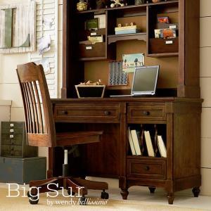 ドレッサー デスク  机 化粧台 鏡台 アンティーク調 キャビネット ミラー 鏡 4920 Big Sur Legacy|usf