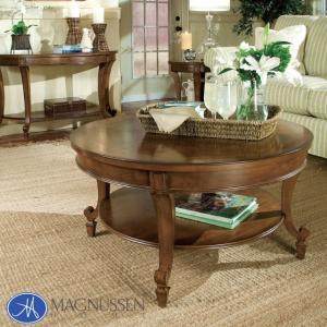 ローテーブル  センターテーブル 丸テーブル 円形 丸型 アンティーク調 高級 大きい 猫脚 猫足 105245 Adian MAGNUSSEN|usf
