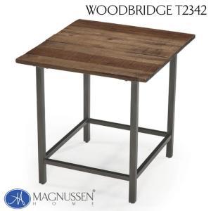 サイドテーブル アンティーク アウトレット 輸入家具 エンドテーブル T2342-03TC Woodbridge|usf
