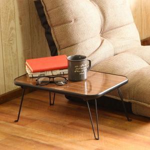 テーブル 折りたたみ ローテーブル おしゃれ センターテーブル 座卓 ちゃぶ台 テーブル コンパクト