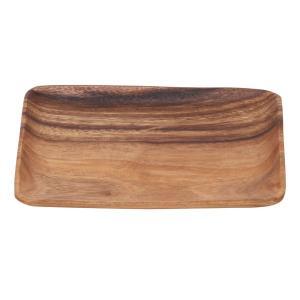 杢目に味わい、温かみのあるアカシア材使用。  ※こちらは天然木を使用したハンドメイドのため、サイズや...