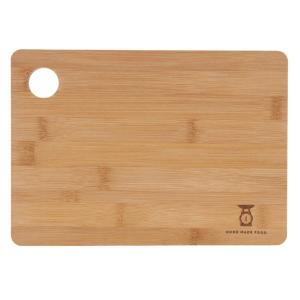 味わいのある竹使用。フルーツやパンをカットするのにちょうどいい清潔感を感じるまな板です。  サイズ(...