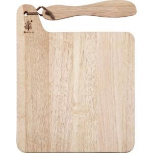 味わいのある自然木使用。フルーツやパンをカットするのにちょうどいい清潔感を感じるまな板です。  〔全...