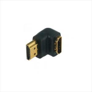 ハイパーツールズ HDMI L字型アダプタ 90°(オス・メス) /2401/HH05-R1-G uskey