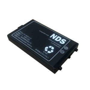 新品・未使用品 初代 ニンテンドー DS 専用 交換用 高品質 互換バッテリーパック 簡易包装品 任天堂 Nintendo 電池パック|uskey