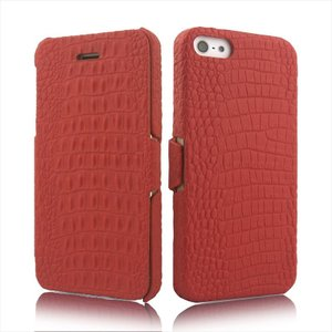 HANATORA iPhoneSE/5s 対応 Plain 本革ケース|uskey