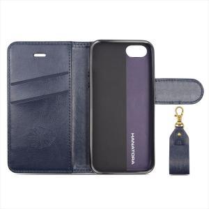 HANATORA iPhone SE/5S/5 対応 PUレザー 手帳型ケース|uskey
