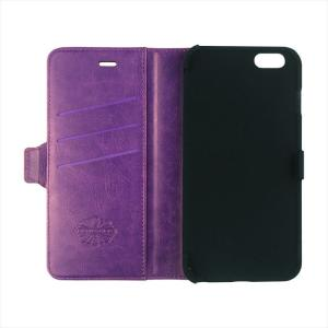 HANATORA iPhone 6s Plus/6 Plus 対応 PUレザー 手帳型ケース|uskey