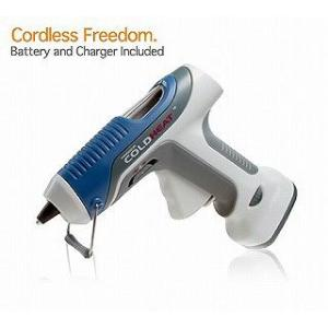 コードレスフリーグルーガン【バッテリー、充電器付き軽くてコンパクトでコードレスなため自由に操作。】|usl