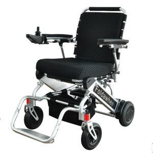 世界最も軽い折り畳み電動車椅子、1秒折り畳み、Foldawheelシリーズ PW-999UL