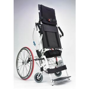 世界で最軽量手動スタンディング(スタンドアップ車椅子)車椅子 レオ Leo