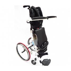 スタンディング電動車椅子 折り畳み可能、電動立ち機能付き 手動介護両用立ち車いす ペガサス2 Pegasus II