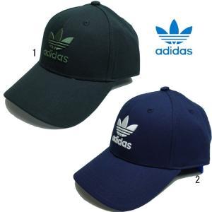 アディダス オリジナルス トレフォイル キャップ FUC24 adidas Originals TREFOIL CLASSIC BASEBALL CAP メンズ 帽子|usual