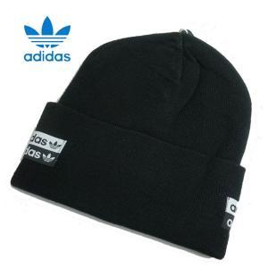 adidas アディダス オリジナルス CUFF KNIT CAP ニットキャップ GDS04 帽子 ニット帽|usual
