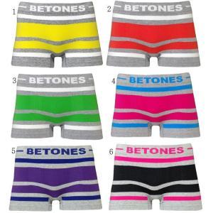 BETONES ビトーンズ BREATH ブレス アンダーウェア 下着 トランクス ボクサーパンツ メンズ|usual