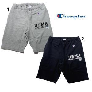 チャンピオン リバースウィーブ ショートパンツ USMA メンズ ショーツ|usual