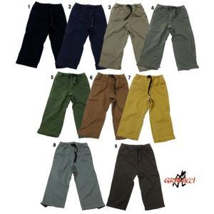 GRAMICCI  グラミチ クロップドパンツ メンズ 7分丈パンツ ハーフパンツ ショートパンツ|usual