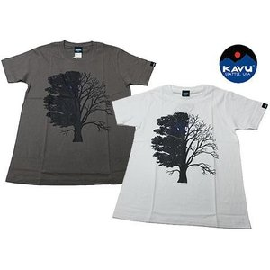 KAVU カブー  Glowfly Tシャツ usual