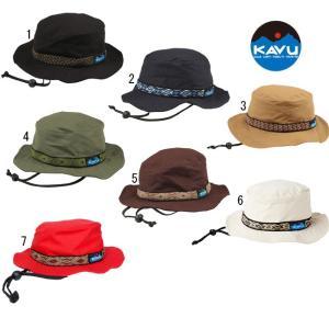 KAVU カブー ストラップ バケットハット HAT メンズ レディース ユニセックス ハット 帽子|usual
