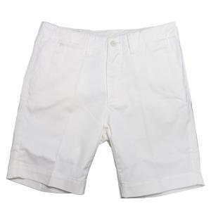 KIFFE キッフェ チノ ショーツ メンズ ショートパンツ 無地 ショーツ ホワイト K16SB-06|usual