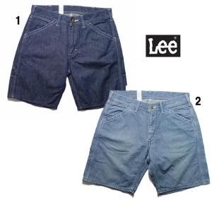 Lee SET UP PAINTER SHORTS DENIM セットアップ ペインター ショーツ デニム|usual