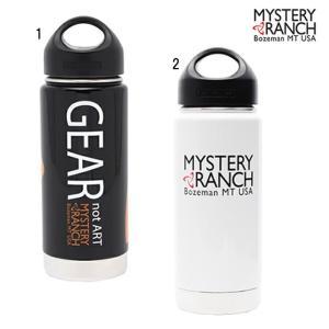 MYSTERYRANCH×Klean Kanteen ミステリーランチ コラボレーションモデル ギアノットアート ワイドインスレートボトル 水筒 usual