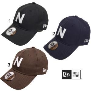 ニューエラ メンズ キャップ 9THIRTY ウールツイル N フェルトパッチ Newera CAP 帽子 usual