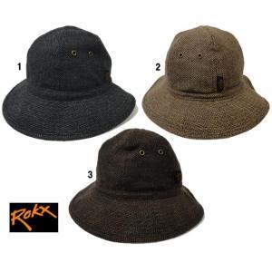 ROKX ロックス ヘリンボーン トリップ マウンテン ハット 帽子 ROKX MOUNTAIN HAT|usual