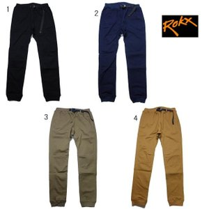 ROKX ロックス ストレッチ コットンウッド スリム クライミング パンツSTRETCH COTTONWOOD SLIM RXMF5106|usual