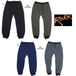 ROKX ロックス メンズ コットンウッド ナイロン フリース リバーシブルパンツ COTTONWOOD REVERSIBLE RXMF6218|usual