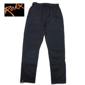 ROKX ロックス×バンブーシュート ストレッチクライミングパンツ STRETCH CLIMBING PANTS RXMS6257B ブラック|usual
