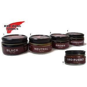 RED WING レッドウィング レッドウイング ブーツクリーム シュークリーム メンテナンス商品