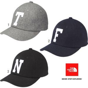 ノースフェイス メンズ TNFロゴフランネル キャップ NN41616 TNF Logo Flannel Cap usual