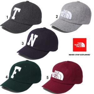 ノースフェイス TNFロゴフランネル キャップ NN41616 TNF Logo Flannel Cap|usual
