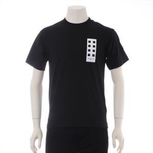 モンクレールジーニアス コットン Tシャツ XS メンズ ブラック パームエンジェルス ポップアップ限定|usus