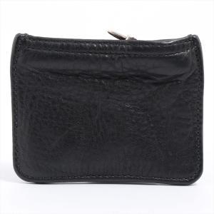 クロムハーツ 財布 レザー ダガージップ コインパース|usus
