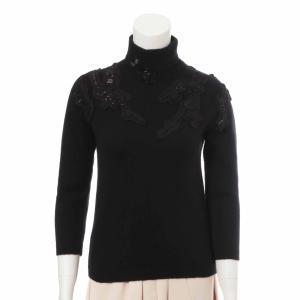 プラダ 素材不明 セーター サイズ40 レディース ブラック|usus