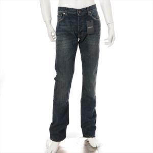 サンローランパリ コットン デニムパンツ 34 メンズ ブルー|usus