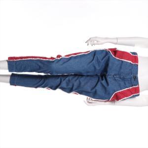 ヴィヴィアンウエストウッドアングロマニア デニム パンツ サイズ36 レディース ブルー|usus