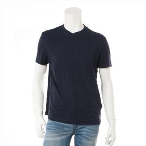 プラダ コットン Tシャツ L メンズ ネイビー|usus