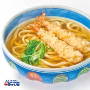 冷凍食品 海老 天ぷら うどん 創業明治十年 老舗の味|utaandon