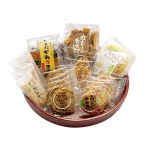 山盛堂本舗 せんべい おかき お菓子 詰め合わせ|utaandon