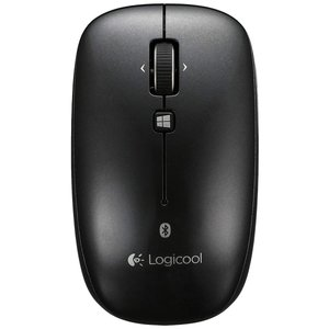 Logicool ロジクール Bluetooth マウス M557 グレー M557GR