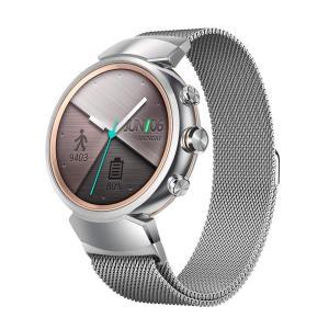 Kartice for ASUS Zen Watch 3バンド スマートウォッチ交換ベルト マグネッ...