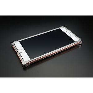 ギルドデザイン iPhone 8Plus/7Plus用アルミ製ソリッドケース グレー GI-410G...